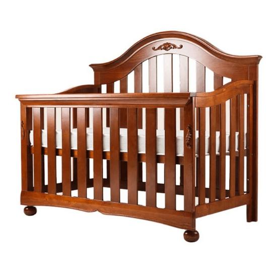 Lit bébé en bois massif