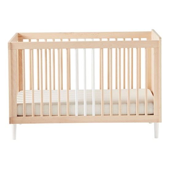Lit bébé SWANN pour une chambre bébé naturelle