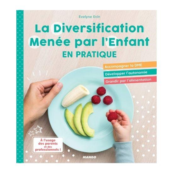 Livre sur la diversification menée par l'enfant en pratique
