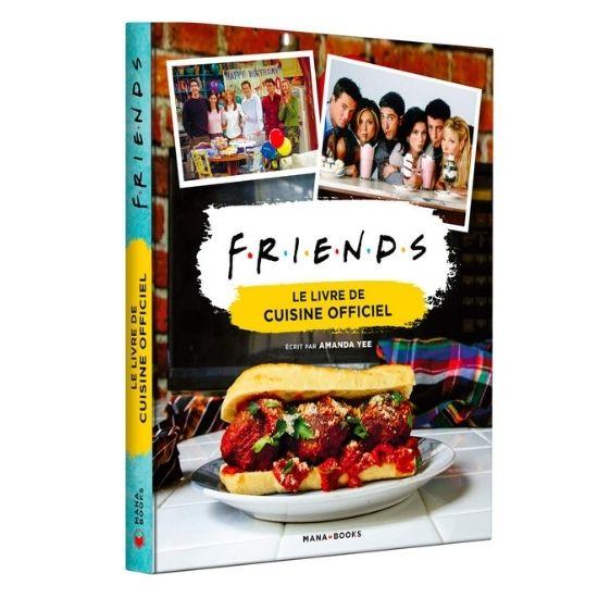 Livre de cuisine officiel de la série Friends