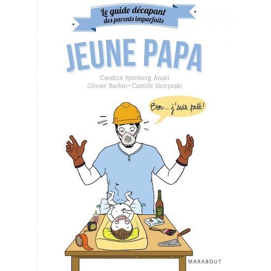 Livre Jeune Papa Parents imparfaits