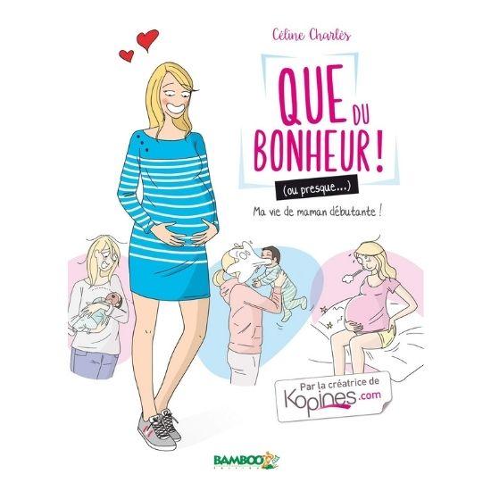 BD sur le quotidien d'une maman débutante