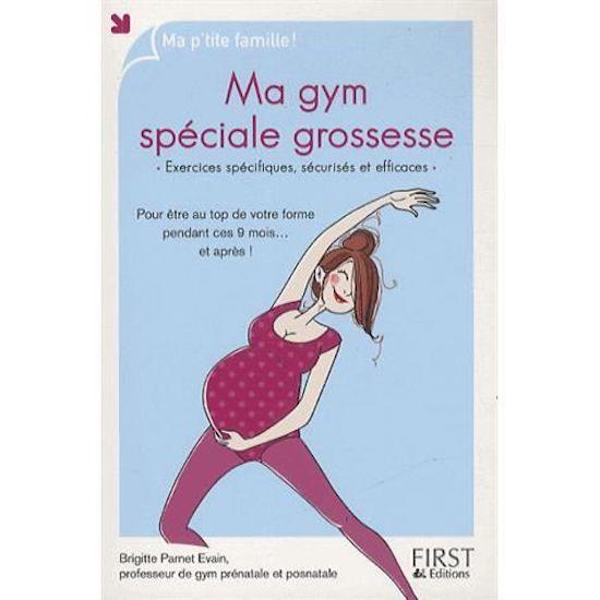 Livre Ma gym spéciale grossesse