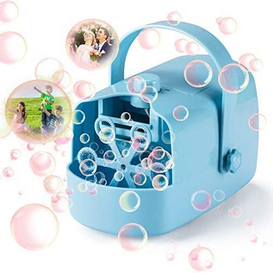 Machines à bulles pour amuser les enfants