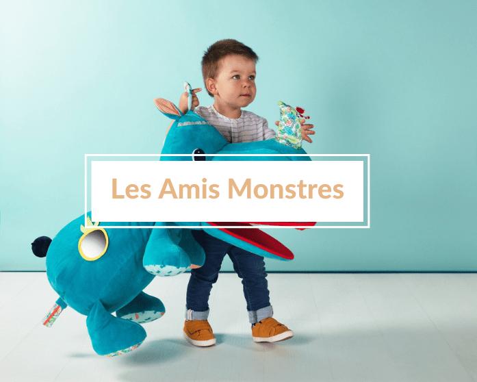 Les Amis Monstres : Une vraie mine d'or pour trouver des jouets et jeux de qualité pour nos enfants !