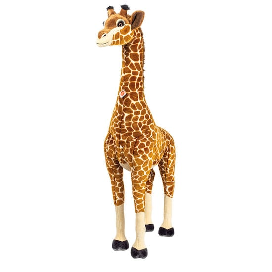 Grande girafe pour chambre bébé jungle