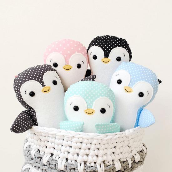 Peluche pingouin – Jobuko