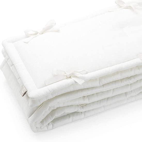 Tour de lit adapté au lit Stokke